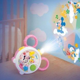 چراغ خواب موزیکال اتاق کودک clementoni کد14383