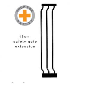 تبدیل گارد 18سانتی متری مشکی ارتفاع 75cmکد171