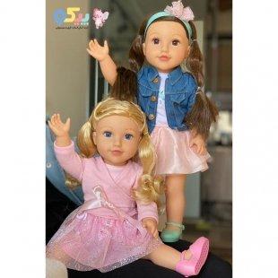 روش عروسک دخترانه