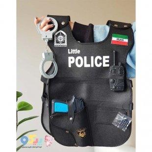 خرید جلیقه پلیس کودک