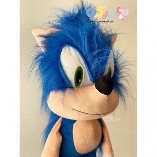 خرید عروسک پولیشی سونیک کد 5971