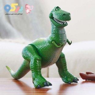 خرید عروسک داستان اسباب بازی ها مدل رکس دایناسور