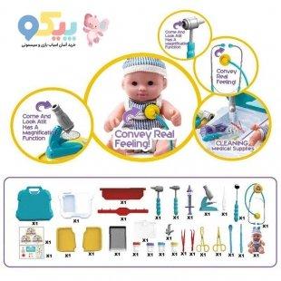 قیمت اسباب بازی پزشکی کودک