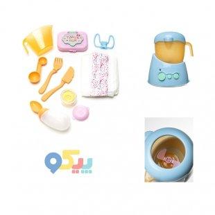 قیمت عروسک دخترانه جیشی warm doll