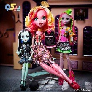 خرید عروسک مانستر های