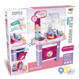 اسباب بازی ماشین لباسشویی