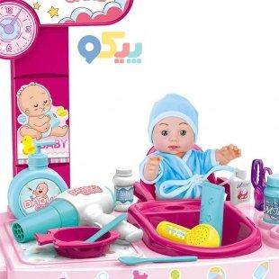 خرید اسباب بازی لباسشویی کودک