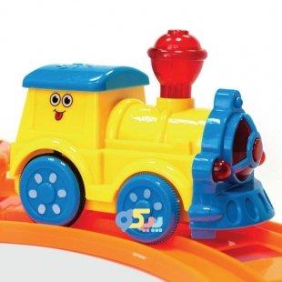 قیمت قطار اسباب بازی حیوانات