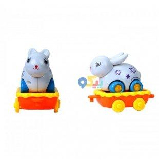 قطار اسباب بازی کودک