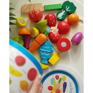 خرید اسباب بازی برش میوه
