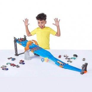 اسباب بازی ریسینگ بزرگ مدل دایناسور کد 6740