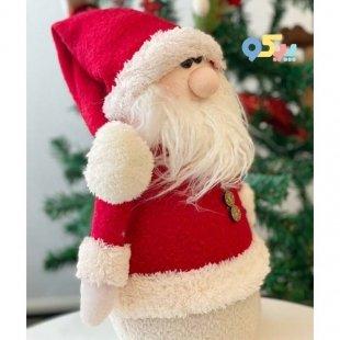 خرید هدیه کریسمس عروسک بابانوئل