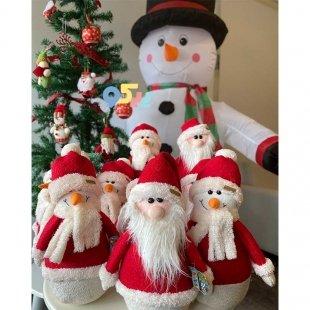 خرید عروسک بابانوئل
