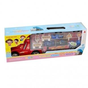 خرید اسباب بازی تریلی بزرگ حمل ماشین