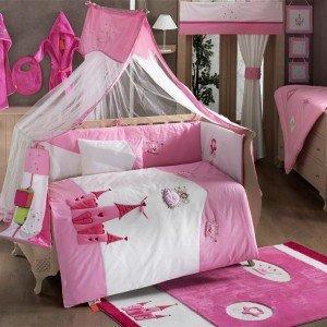 سرویس خواب ۹تکه کودک princess kidboo