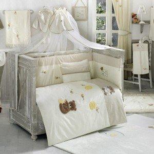 سرویس خواب۹ تکه کودک honey bear kidboo