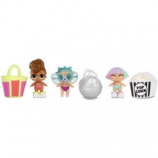 خرید عروسک لول سورپرایز lol surprise lil sisters