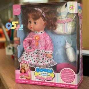 خرید عروسک دخترانه جیشی