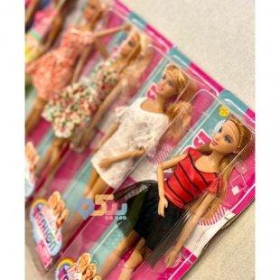 عروسک دخترانه دفا باربی