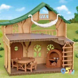 اسباب بازی میوه فروشی 5315 sylvanian families