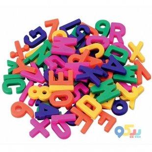 خرید اعداد و حروف مگنتی