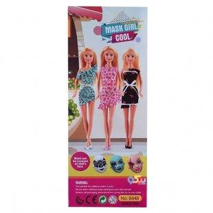 عروسک باربی Defa Lucy کد 8448