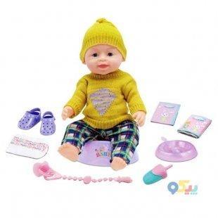عروسک دخترانه جیشی کد 30513