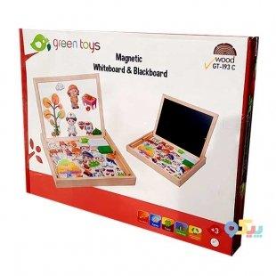 خرید تخته نقاشی کودک با اشکال مگنتی