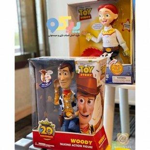 خرید عروسک جسی و وودی سخنگو