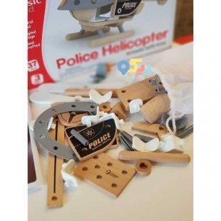 هلیکوپتر پلیس اسباب بازی