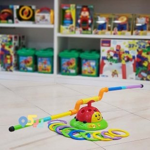 خرید اسباب بازی ورزشی حلقه پرتابی