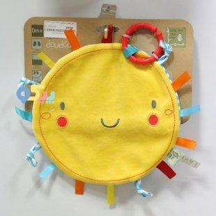 خرید دستمال خواب خورشید با دندان گیر Sunshine Comforter little bird 3063