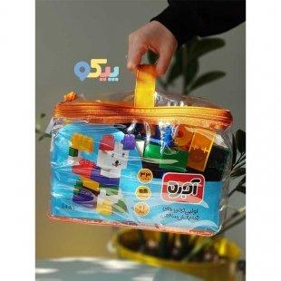 خرید اسباب بازی ساختنی آجره کودک