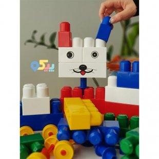 خرید اسباب بازی آجره ساختنی