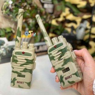 خرید اسباب بازی بیسیم ارتشی کد jq220-6c8