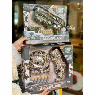 خرید اسباب بازی تفنگ ارتشی پسرانه