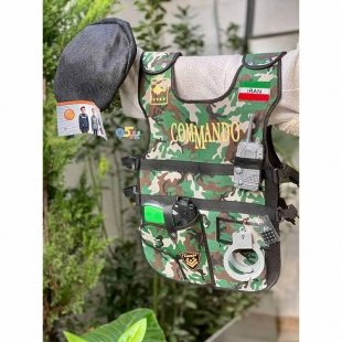 خرید لباس پلیس کودک