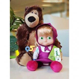 قیمت عروسک میشا مدل 008