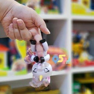 قیمت اسباب بازی ربات پونی بنفش کد 777639