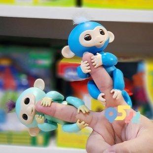 خرید اسباب بازی میمون انگشتی رباتیک