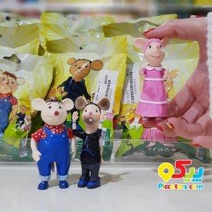 خرید اسباب بازی شهر موشها مشکی مدل 3003