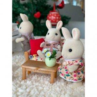 خرید فیگور خرگوش شیری سیلوانیان فامیلیز