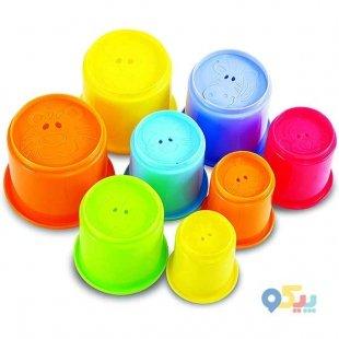 اسباب بازی برج هوش کودک Playgo