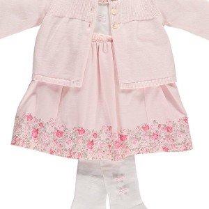 لباس ست 3تکه دخترانه Emile et Rose کد6266