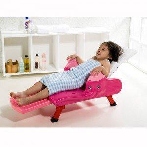 صندلی آفتاب و حمام کودک مدل ching ching hc02