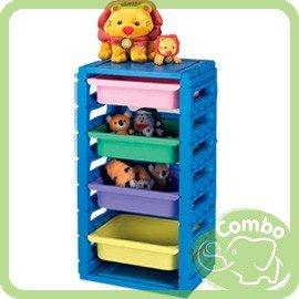 قفسه پلی اتیلنی کودک کدfu06