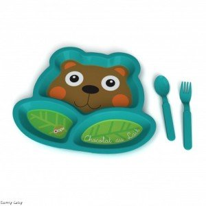 ظرف غذای کودک طرح خرس oops کد4000511