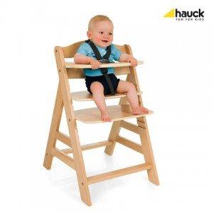 صندلی غذاخوری چوبی hauck کد661017