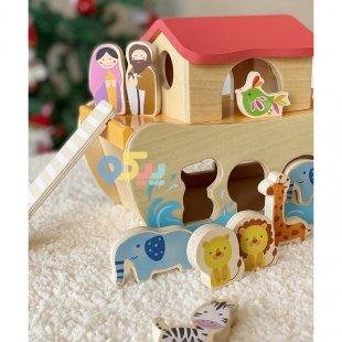 خرید جورچین اسباب بازی چوبی کودک