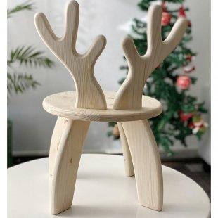 صندلی چوبی کودک فانتزی